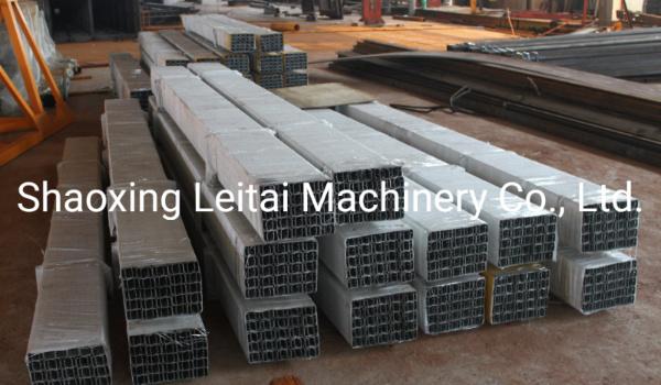 C32/C40/C63 Series Steel Rails Cable Trolleys Festoon System