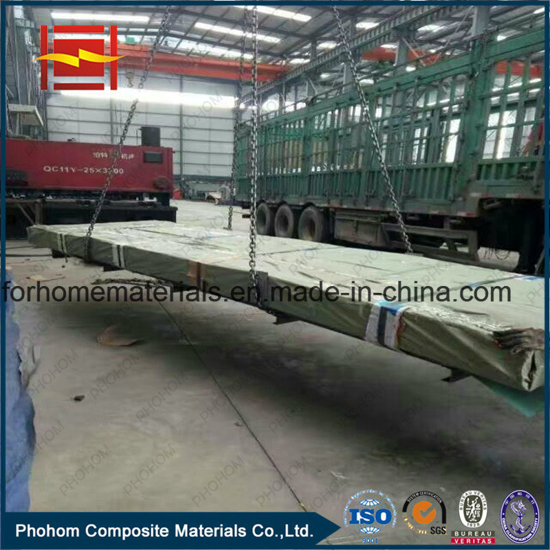 Corrosion Resistant Monel Alloy Clad Plate Used in Petrochemical Equipment