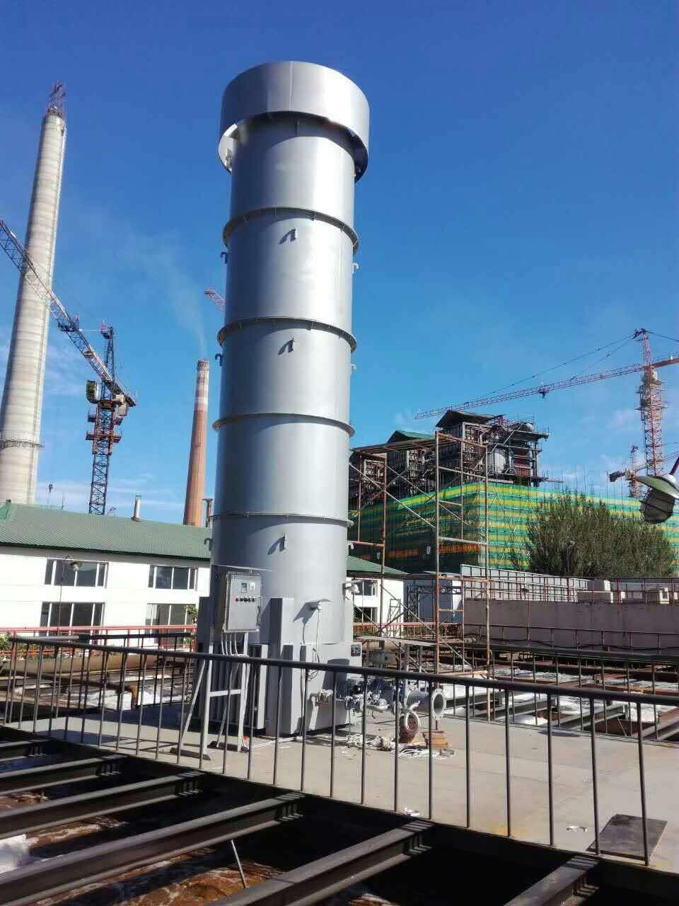 Biogas Torch
