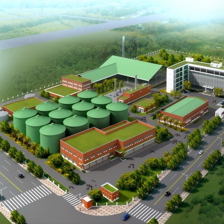 Lipp Biogas Digester Tank