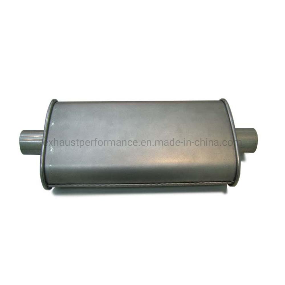 Customized Aluminum-Plated Noise Reduction Exhaust Muffler