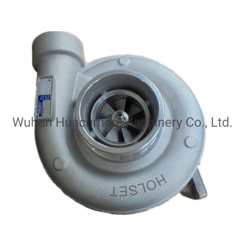 Volvo D12c Fh16 Engine Parts Holset Hx55W Turbocharger 4049337/4049338/3591077/3165219/20459353/3533