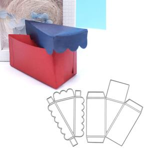Stamps And Dies For Card Making Metal Paper Cutting Dies Scrapbooking Metal Cutting Box