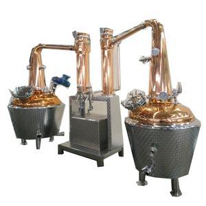 Charantais Simple Distillation Distiller Fruit/Grain Brandy/Whisky/Vodka Alambic