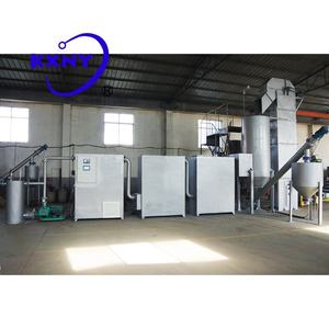 The factory price can generate electricity from biomass wood gasifier