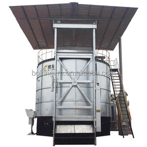 bolong waste treatment machinery compost making machines compost organic waste