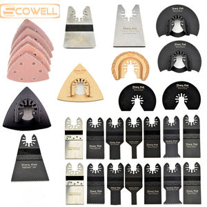 50 pcs/set Oscillating Tool Saw Blades Accessories kits fit for Multimaster power tools Multi Tool S