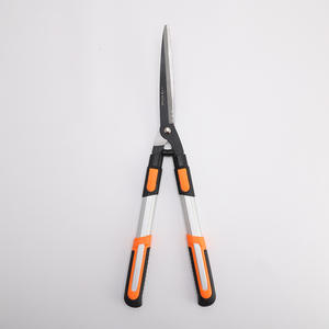 high qulity hedge shears salable aluminum alloy handle ganden tools tree pruner shears xs-8216