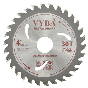 4Inch 30T Circular Saw Blade Wood Working Power Tools accessory