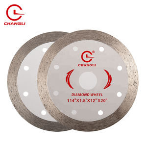 General purpose 4 5 6 inch 114mm 150mm sintered segmented dry grinding circular diamond tools diamon