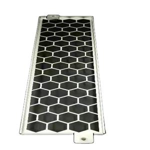 Laser Cutting Sheet Metal And Bending Rivet Aluminum Chemical Conversion Sheet Metal Fabrication