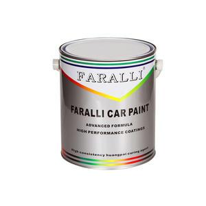Meklon Acrylic Paint Automotive Refinishing High Solid Car Paint Fast Dry Car Paint 2k Primer Auto H