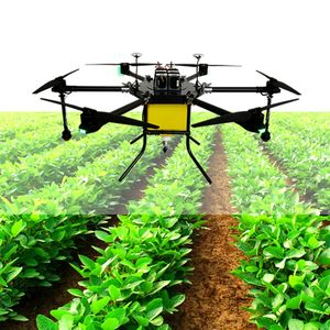 10L agriculture drone sprayer/fertilizer spraying agricultural drone uav crop drone sprayer with GPS
