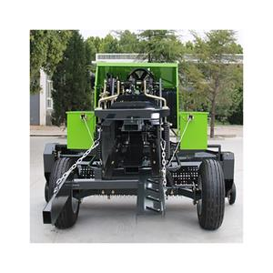 Quality Assurance Green/Blue High Strength and Stable Mini Hay Balers Tractor for Home