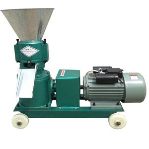 Operation details of poultry feed processing machines (with motor)