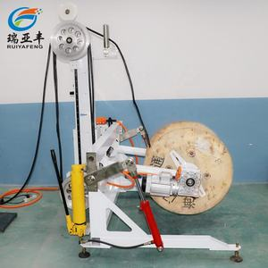 Widely used Automatic wire releasing machine pay off machine Wire processing equipment