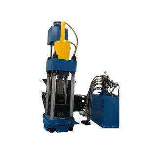 Hot Sale High Capacity Y83-360 Metal Hydraulic Sawdust Briquette Press Machine for Scrap Metal
