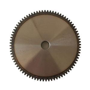 Metal precision gear manufacture rack gear s45c Steel Gear Excrement scraper