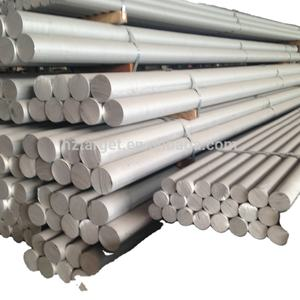 High Quality 6061 6063 H32/T6 Extruded Aluminum Flat/ Round Bar Aluminium bars/billets/rods for Buil