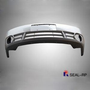 Customize RIM mold process auto front bumper parts abs rapid prototype cnc machining
