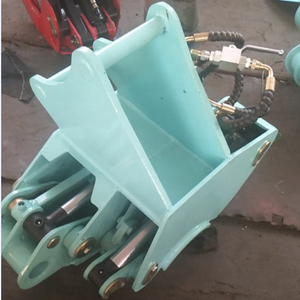 Excavator S40 mounted forestry log tree shear harvester head fiewood splitter timber cutting machine