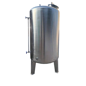 stainless steel 316 1500L water tank with level sensor water storage tanks with level switch