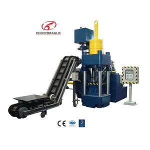 Best price metal scraps briquette press machine of brazil