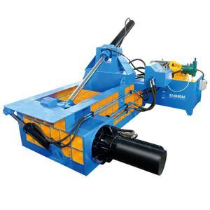 factory Y81F Metal Scrap Automatic Hydraulic Baler Automatic copper aluminium Press Machine