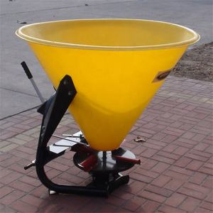 Tractor mounted PTO shaft driven Fertilizer Spreaders Used For Agriculture land for hot sale