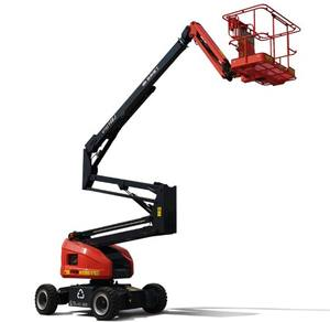 14M Jmc Insulated Insulated Bucket Trucks 16M Insulated Aerial Bucket Truck For Electricity