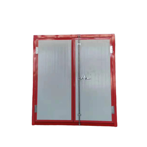 Hot Selling Natural Gas Heating Powder Coating Drying Oven