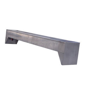 Electric Heating Plate Animal Drinking Equipment Galvanized Water Trough Poultry Husbandry Equipment