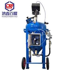 Water-type Environmental Protection Dust-free Sandblasting Tank Site Special Derusting Sandblasting
