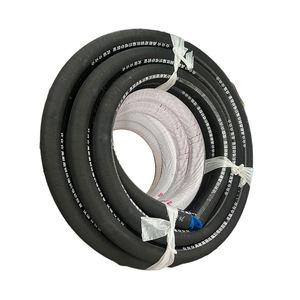 Flexible Rubber hoses for shotcrete gunite concrete pumping