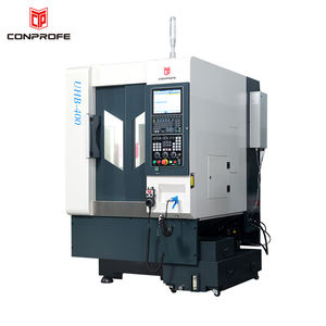Small CNC Optional 3 4 5 Axis Stainless Steel Quartz Glass Ceramics Superalloy Cnc Machining Center