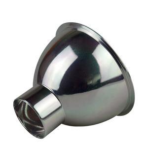 OEM aluminium lampshade spinning parts CNC metal spinning machined manufacturer