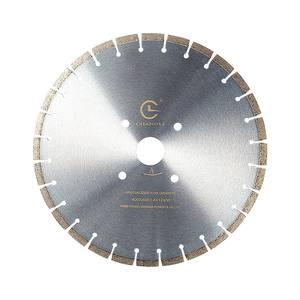 Tools korea disc 400mm 16 Inch Silent Type Granite Circular diamond Saw Blade for Stone Concrete Cut
