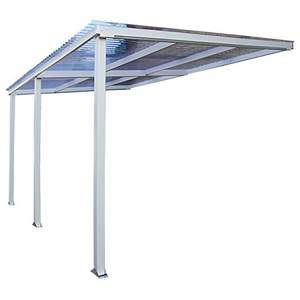 carport canopy aluminium garage Polycarbonate and aluminum Garage solar panel carport