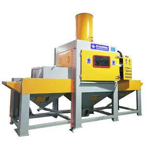 12 Guns Environmental protection automatic sandblasting machine industrial dustless sandblaster