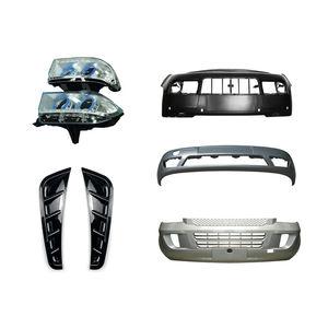 Car Bumper Plastic Cover Auto Parts Custom Stainless Steel CNC Service 3D Printer Metal Parts Precis