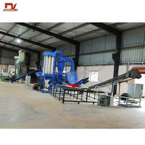 New Condition Sawdust Bamboo Powder Rotary Dryer for Charcoal Making