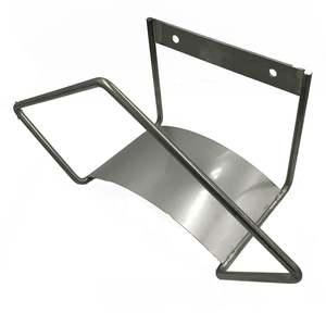 Oem Custom Hoses Holder Rack Wall Mount Stainless Steel Sheet Metal Fabrication