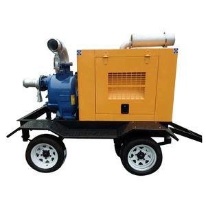 400m3/h Diesel engine self priming water Pump Farm Irrigation System