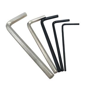 China Wholesale High Quality Carbon Steel Hex Wrench 10mm m5 m4 Zinc Hexagon Socket Screw Keys Allen