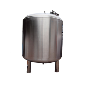 Stainless double layers hot water tank large 5000 liters drink water storage tank price