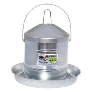 Animal Feeder Poultry Farming metal Equipment Animal Husbandry Equipment Wet or dry Feeder