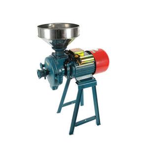 2021 Flour Mill Flourmill Small Animal Feed Grinder Processing Machines Corn Grinder Crushing Machin