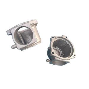 custom aluminum feed processing machines feed machinery parts feed pipe aluminum casting parts line