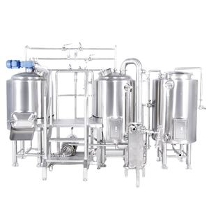 Brewing Equipment 500l Brewing 500l Beer Brewing Equipment Turnkey Project