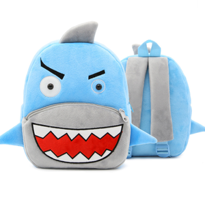 lovely plush toys animal holiday gifts OEM ODM custom doll plush bag cute plush backpacks